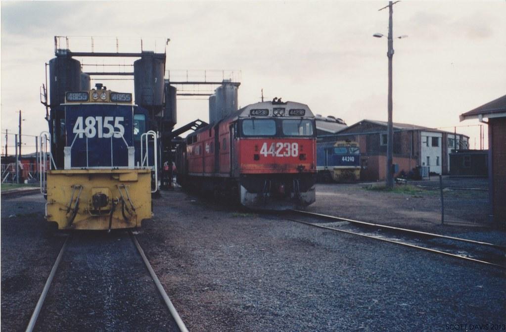 Broadmeadow loco 90_ 25 by Scott D