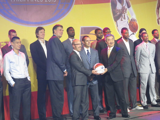 NBA-Global-Games-Sofitel-Pacers-Rockets-Hans-Sy-Group-Picture