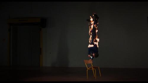 Ignazio in fiamme