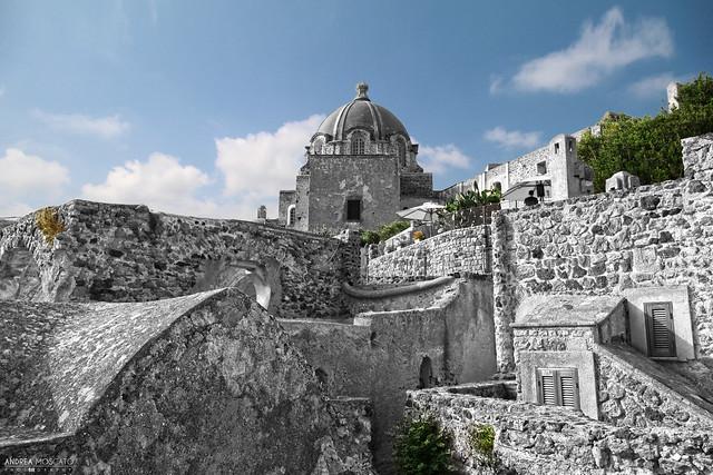 Castello Aragonese - Isola di Ischia (Italy)