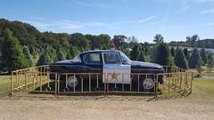 Police Studebaker