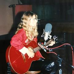 Heather Nova in our Studio A, Oct 3rd, 1995. #flashbackfriday #ff #omega #studio
