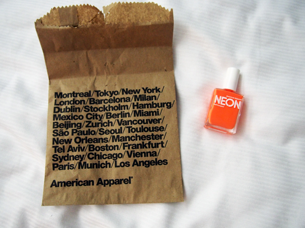 1 american apparelllll