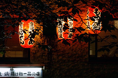 lights of Kyoto
