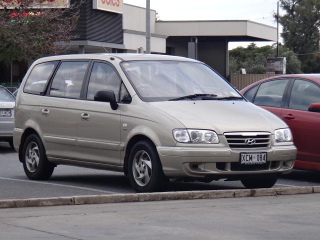 Trajet (FO - II) - Hyundai