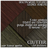 Clutter for Builders - Boleyn Wood Textures George Veneers