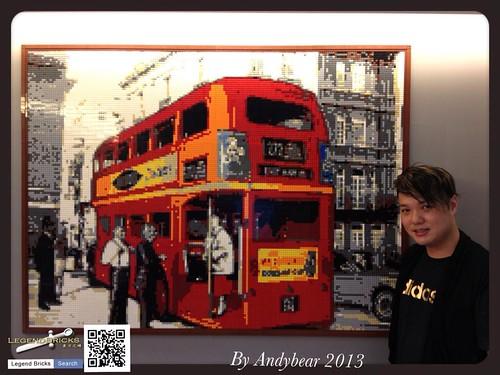 Routemaster Mosaic 2