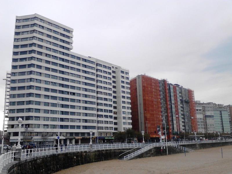 Rehabilitación energética en Gijón