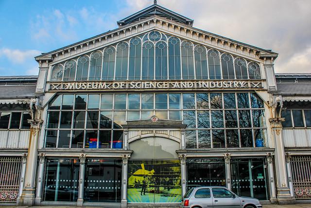 Museum of Science and Industry de Machester