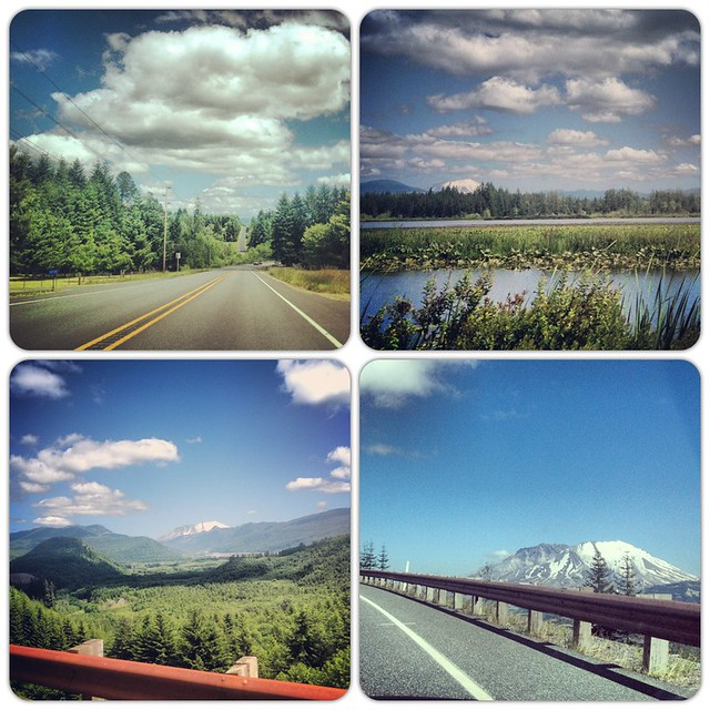 [PIC] Took a detour driving to #Vancouver today... Vancouver USA! #Van2Van