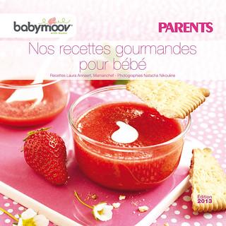 Livret recettes pour bébé