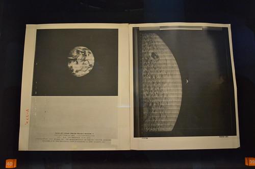 Lunar Orbiter 5 images