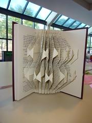 Monday Class - Folded Books