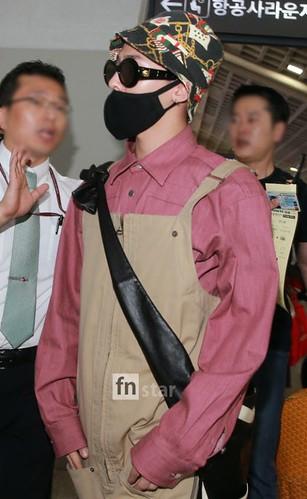 BIGBANG Gimpo to Jeju 2015-05-19 2015-05-19 08