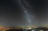 Milky Way from the Babia Gora by Dariusz Wieclawski