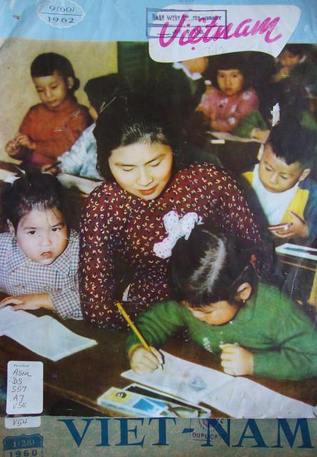 North Vietnam - BẮC VIỆT-NAM 1962