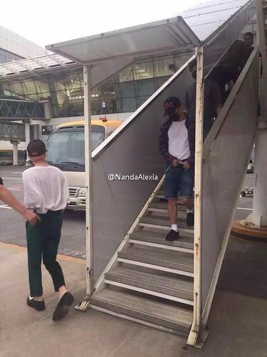 Big Bang - Wuhan Airport - 27jun2015 - NandaAlexia - 04