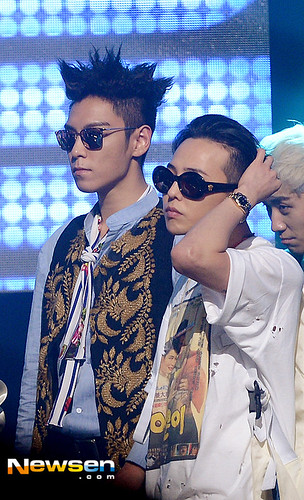 Big Bang - Mnet M!Countdown - 07may2015 - Newsen - 01