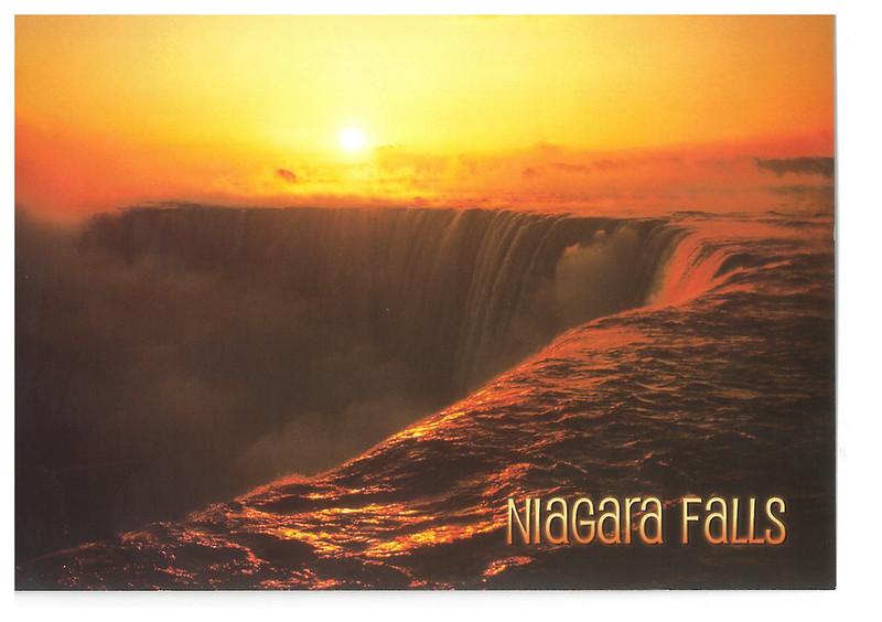 Canada - Niagara Falls 57 - at dawn