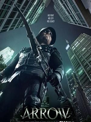 Mũi Tên Xanh Phần 5 - Arrow (Season 5)