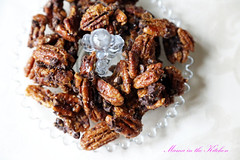 Vegan Chocolate Praline Pecan