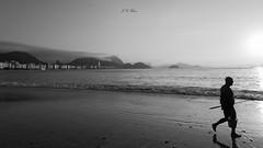 Fisherman steps   sunrise   Copacabana beach