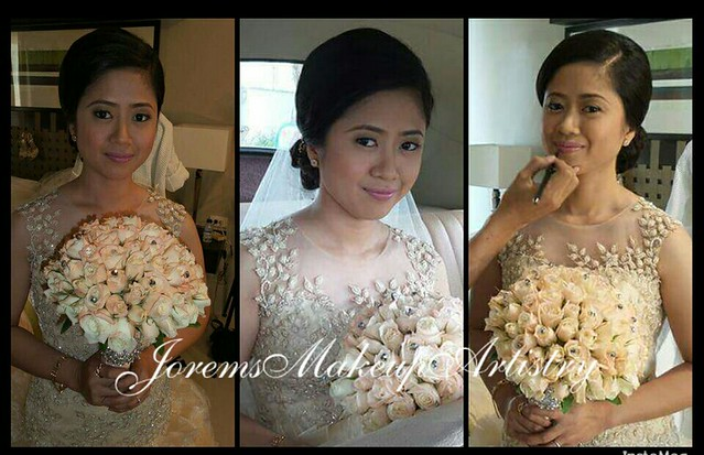 Wedding Hair and Makeup Philippines ny Jorems