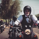 Father in law riding with the Distinguished Gentlemen to bring awareness to prostate cancer by bartle_man
