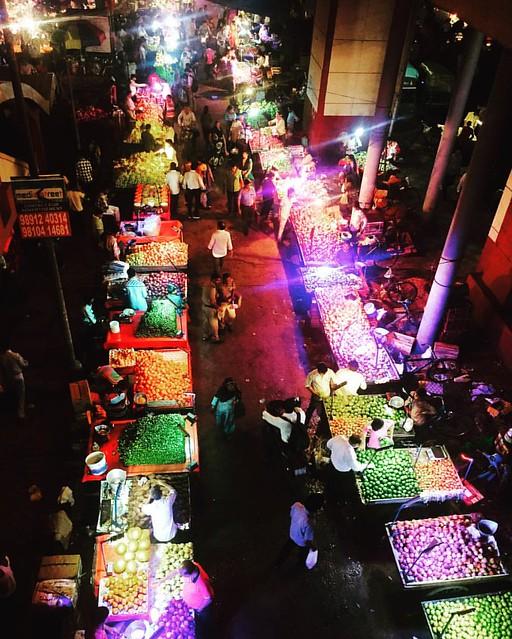 #FruitsVegetableMarket #ShashtriNagar #Delhi ������