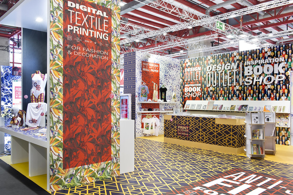 Decoration Et Printing Salon C Print C Print Lyon