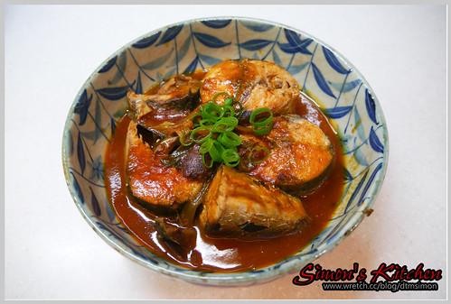 茄汁鯖魚08