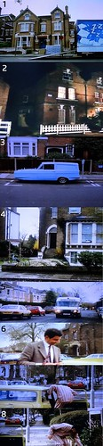 Apparently Mr Bean filmed in Teddington, anyone recognise these streets?