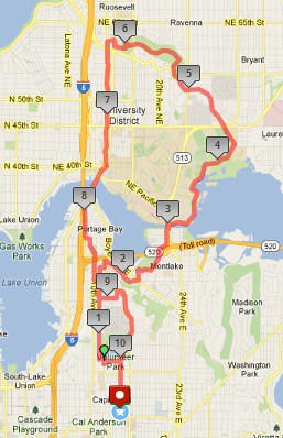 Today's awesome walk, 10.49 miles in 3:11 by christopher575