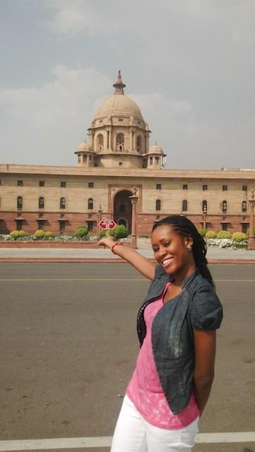 Nadia Ntahu in India (9)