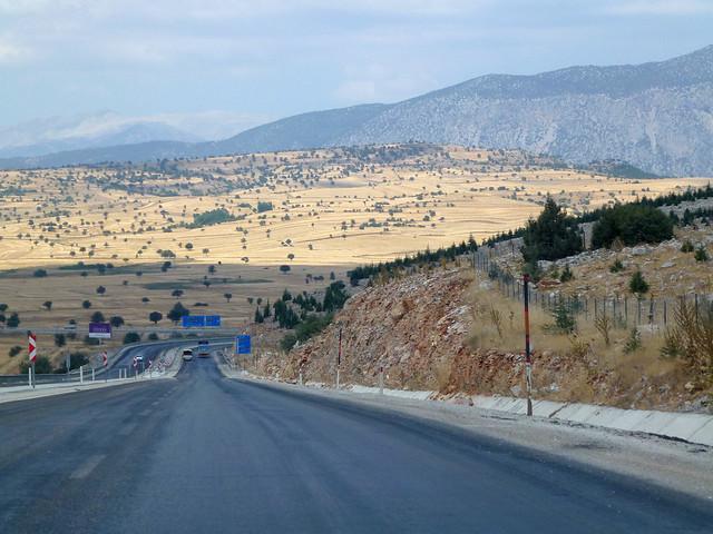 Turquie - jour 12 - De Kas à Pamukkale - 044 - Kaş-Pamukkale Yolu