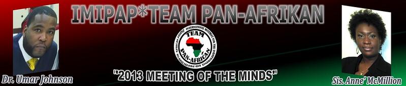 BANNER TEAM PAN AFRIKAN 5 25 13