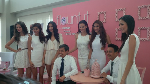 Nestle Nonfat Milk White Trunk Show