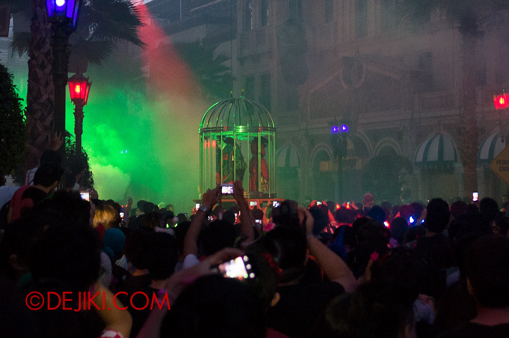 HHN3 - Opening Show A