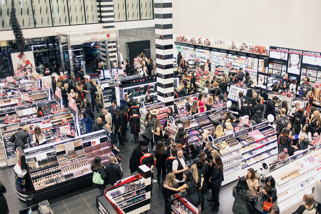 sephora vancouver opening