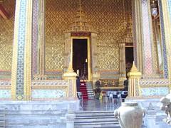 Buddhist Temple Bangkok