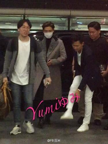 TOP - Hong Kong Airport - 15mar2015 - yumi69 - 02