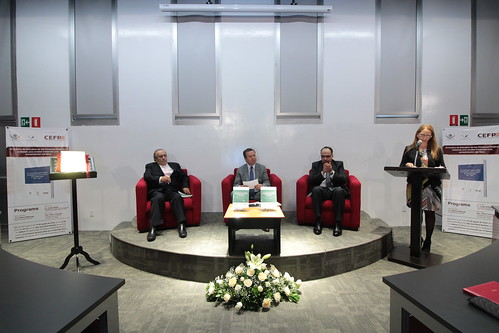 El día 24 de agosto del 2016 se llevó a cabo en la H. Cámara de Diputados la Presentación del libro: El constitucionalismo económico en la Carta de Querétaro.