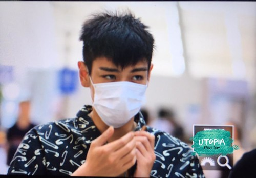 Big Bang - Incheon Airport - 19jun2015 - Utopia - 03