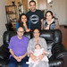 Visit with the Binjola Family