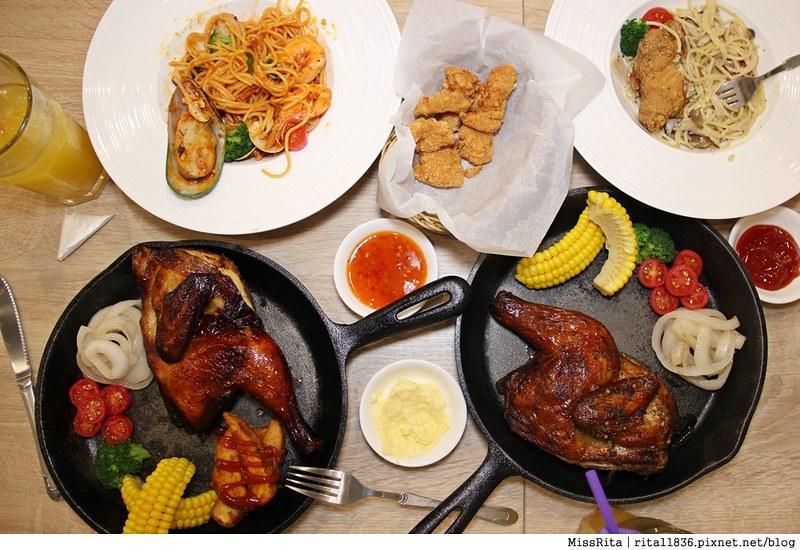 台中美式 台中好吃 太平好吃 克拉格烤雞 cluckroastchicken 台中烤雞 台中義大利麵 台中推薦美食17