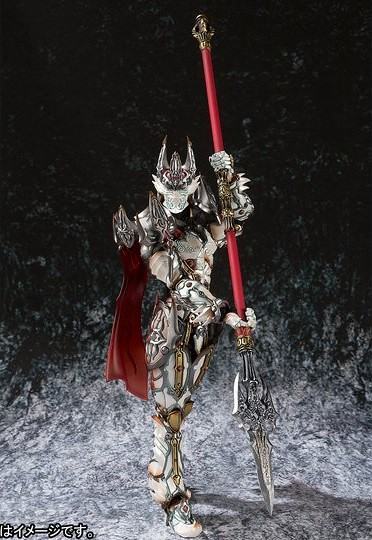 《魔戒可動》「白夜的魔獸」白夜騎士打無 登場!