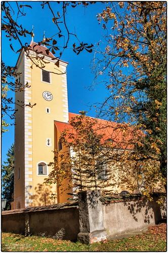 Ev. Kirche zu Kreba (Chrjeba)