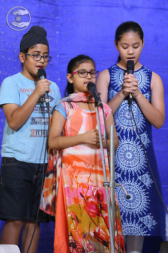 Devotional song by Sampreeti and Saathi from Delhi