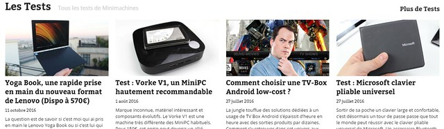 Minimachines