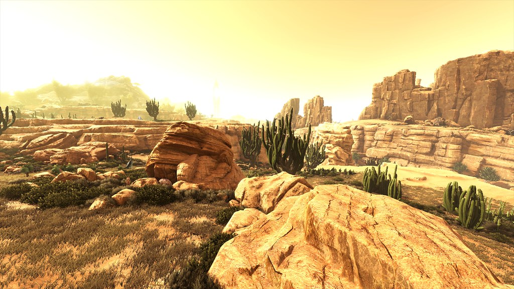 Ark Survival Evolved Scorched Earth Taken With Nvidia Anse Flickr